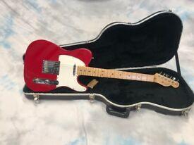 Fender American Standard Telecaster inc Fenderl Case