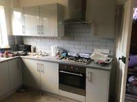 Practically brand new kitchen cabinets