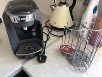 Bosch tassimo with pod stand