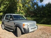 LAND ROVER DISCOVERY TDV6 GS 2.7 TURBO DIESEL 56 REG MANUAL 18 STAMPS NEW CLUTCH & TURBO