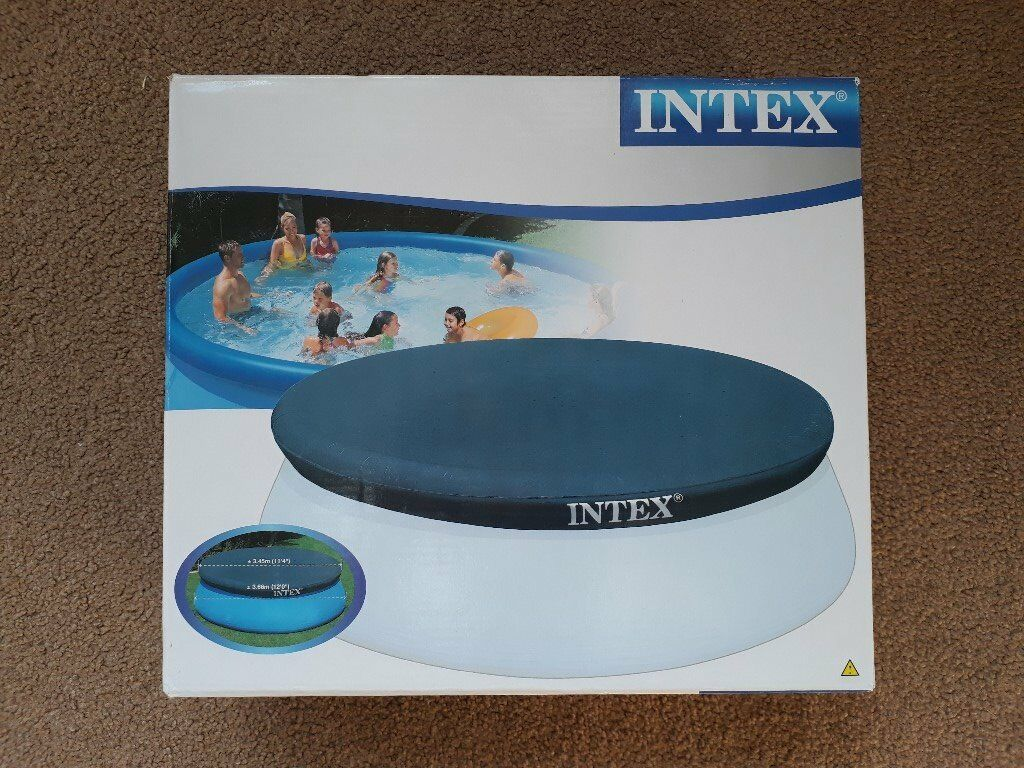 Intex 12ft Swimming Pool Cover New In Thornbury