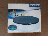 INTEX 12FT SWIMMING POOL COVER - NEW