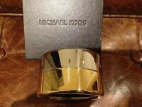 Michael Kors Wide cuff bracelet / bangle BNIB