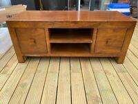 Wooden TV Cabinet - Next