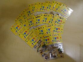 PIRATE STICKERS - 24 PACKS FOR PARTIES, CRAFTS, CARD MAKING & LOTS MORE!
