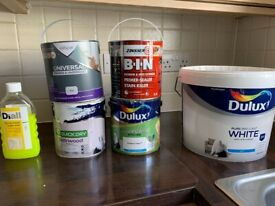 House paint - Assortment