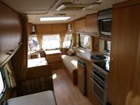 Swift Charisma 570 2008 4 5 6 Berth Caravan