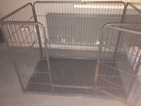 Heavy Duty Dog Cage/Playpen