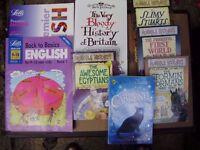 Books for children, big quantity, famous titles