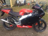 2005 Aprilia RS50