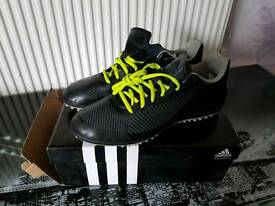Brand new mens addidas astro turf boots