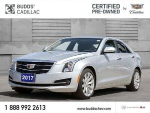 2017 Cadillac ATS 2.0L Turbo 2.99 % Fin For 60 mths OAC