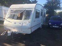 Bailey Berkshire Silver 5 Birth Touring Caravan 2000 modal
