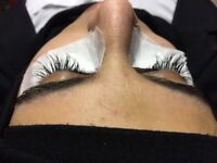 £40 for individual eyelash extensions Mobile Therapist