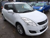 Suzuki Swift 1.2 SZ4 5dr£6,445 .1 YEAR FREE WARRANTY. NEW MOT