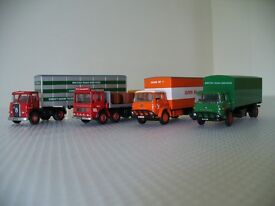 Collection of EFE diecast lorries all in original boxes