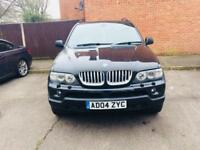 BMW X5 3 L DIESEL AUTOMATIC 2004 FULLY LOADED not Range Rover Land Rover Opel or Mercedes Benz