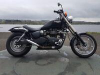 triumph speedmaster 865cc 06 sale or swap for virago or smaller custom