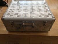 Flight case for deck or any thing else - unused and in great condition Aluminium construction + foam