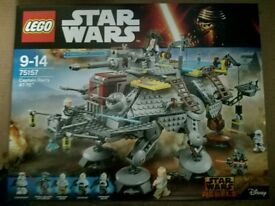 Lego star wars set at te 75157