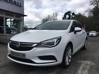 Vauxhall Astra ENERGY (white) 2017-03-31