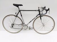 vintage Nigel Dean Reynolds 531 comp steel racing bicycle