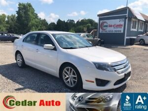 2012 Ford Fusion SEL - SOLD