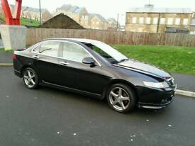Honda Accord 2.4 Type S, 2005 Reg, 96k miles, FSH £1850