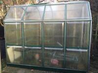 Poly Plastic Greenhouse