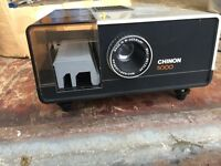 Chinon 5000 auto colour Slide Projector in original packaging