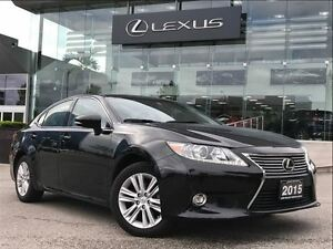 2015 Lexus ES 350 Navi Backup Cam Leather Sunroof