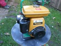 Robin 4-Stroke Portable Generator For Sale!!!