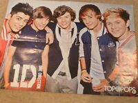Loads of One Direction 1D Mags, Posters, Postcards - need gone asap - Offers