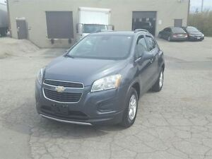 2013 Chevrolet Trax LT ,AWD ,Sunroof. Accident free
