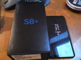 Samsung Galaxy S8 Plus Unlocked