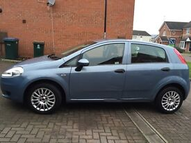 FIAT GRANDE PUNTO 1.4 AUTOMATIC 2009 (5DR) MILEGE (47929) FULL MOT ,PRIVATE £1,495