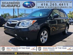 2015 Subaru Forester 2.5i Conv. PKG, FROM 1.9% FINANCING AVAILAB