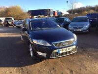 2009 (09) FORD MONDEO 2.0 L TDCI TITANIUM X DIESEL 5 DOOR ESTATE NEW MOT OUTSTANDING VALUE