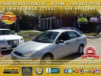 2001 Ford Focus SE- ACCIDENT FREE & CLEAN CAR PROOF!!
