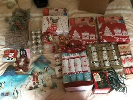 Bundle of Christmas bits and pieces