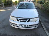 Saab 2.2 TiD Estate Breaking For Spares