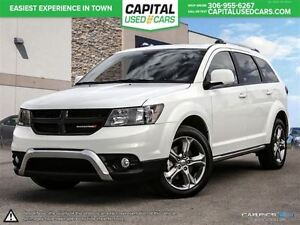2016 Dodge Journey Crossroad * Leather * Touch Screen* Sunroof *