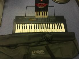 Casio Keyboard with a carry bag