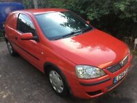 2004 Vauxhall Corsa 1.3 CDTi Diesel Van / FSH / 2x Keys / 10 Months MOT / Combo