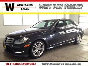 2013 Mercedes-Benz C-Class 300| LEATHER| NAVIGATION| SUNROOF| 46