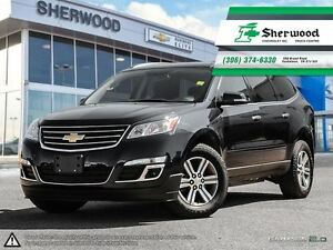 2017 Chevrolet Traverse LT AWD
