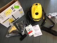 **sold**Karcher steam cleaner
