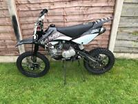 Welsh pit bike 160 as new condtion