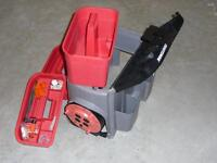 For Sale:  Step Stool & Tool Box