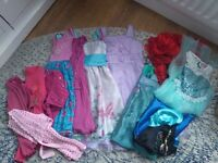 Girls party summer fancy dresses. 5-7 years olld